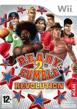 Ready2Rumble : Revolution