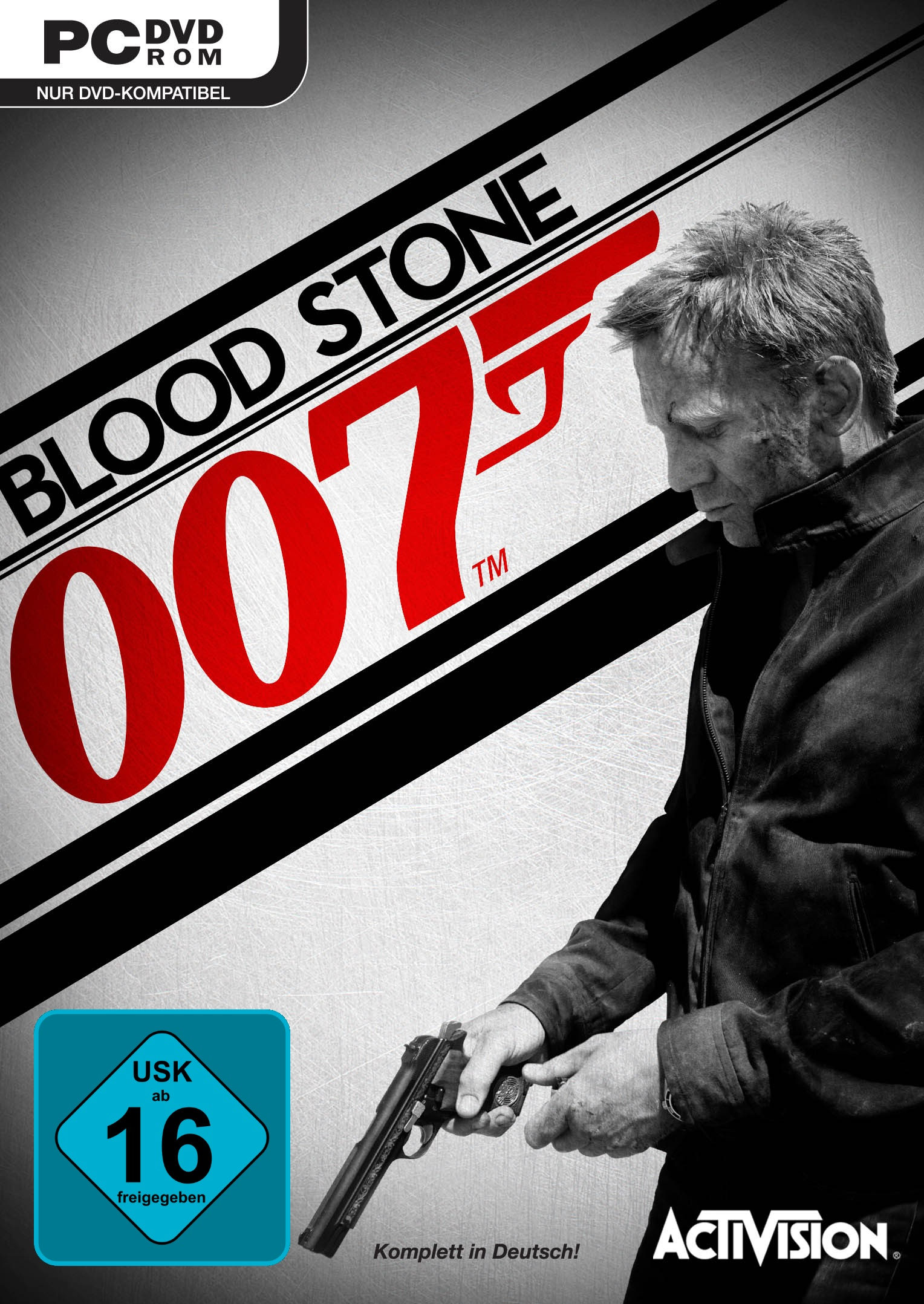 James Bond 007- Blood Stone