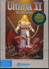 Ultima 6 - The false Prophet