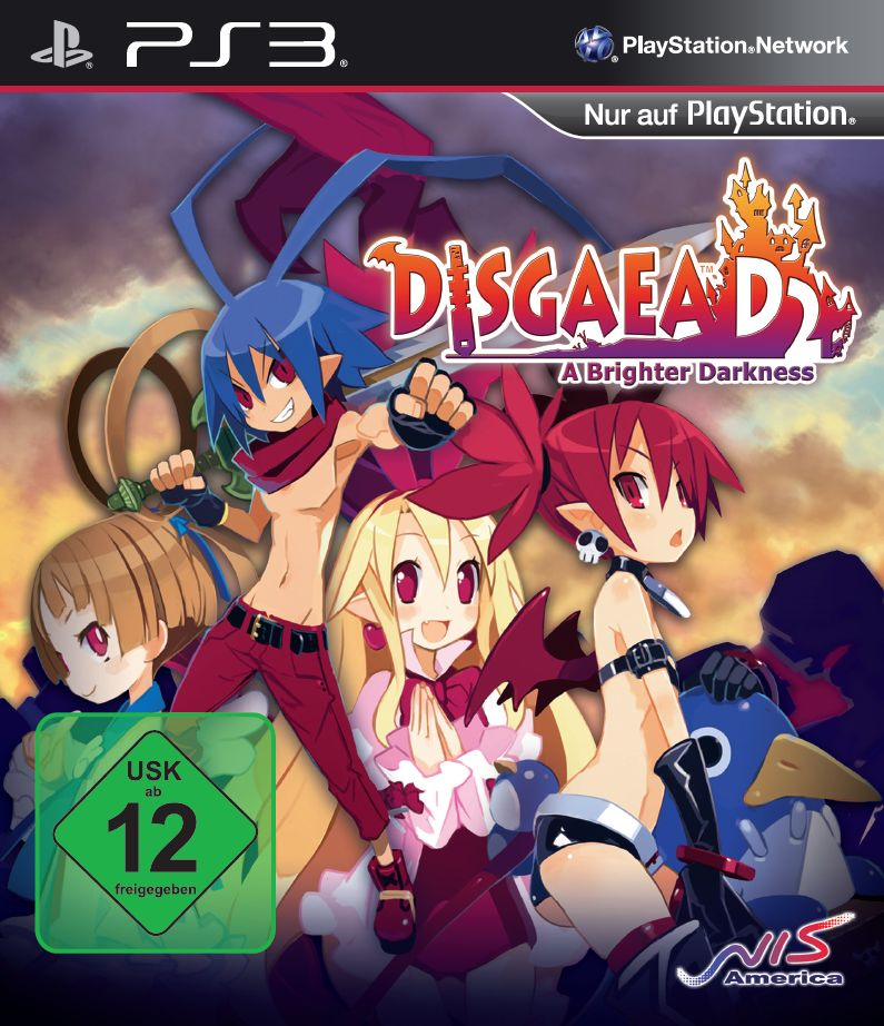 Disgaea Dimensions 2 - A Brighter Darkness