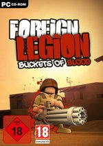 Foreign Legion - Buckets of Blood