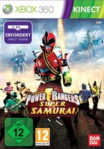 Power Rangers - Super Samurai
