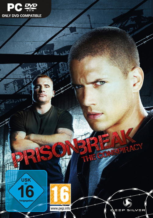 Prison Break - The Conspiracy