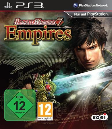 Dynasty Warriors 7 - Empires