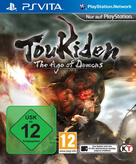 Toukiden - The Age of Demons