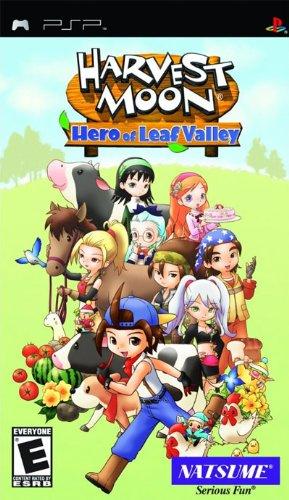 Harvest Moon - Hero of Leaf Valley