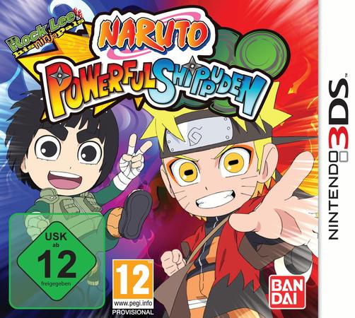 Naruto - Powerful Shippuden