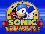 Sonic The Hedgehog - Triple Trouble