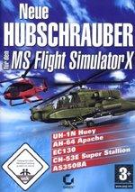 Neue Hubschrauber für den Flight Simulator X