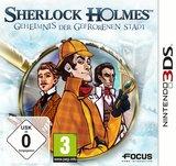 Sherlock Holmes - Gefrorene Stadt