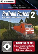 ProTrain Perfect 2 Add-On - Baureihe 185