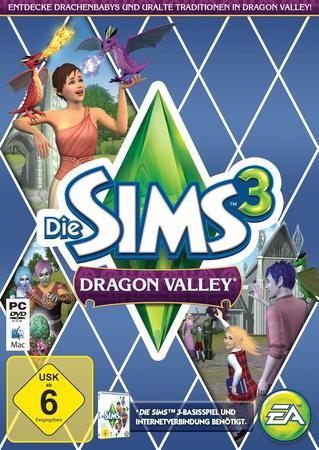 Die Sims 3 - Dragon Valley