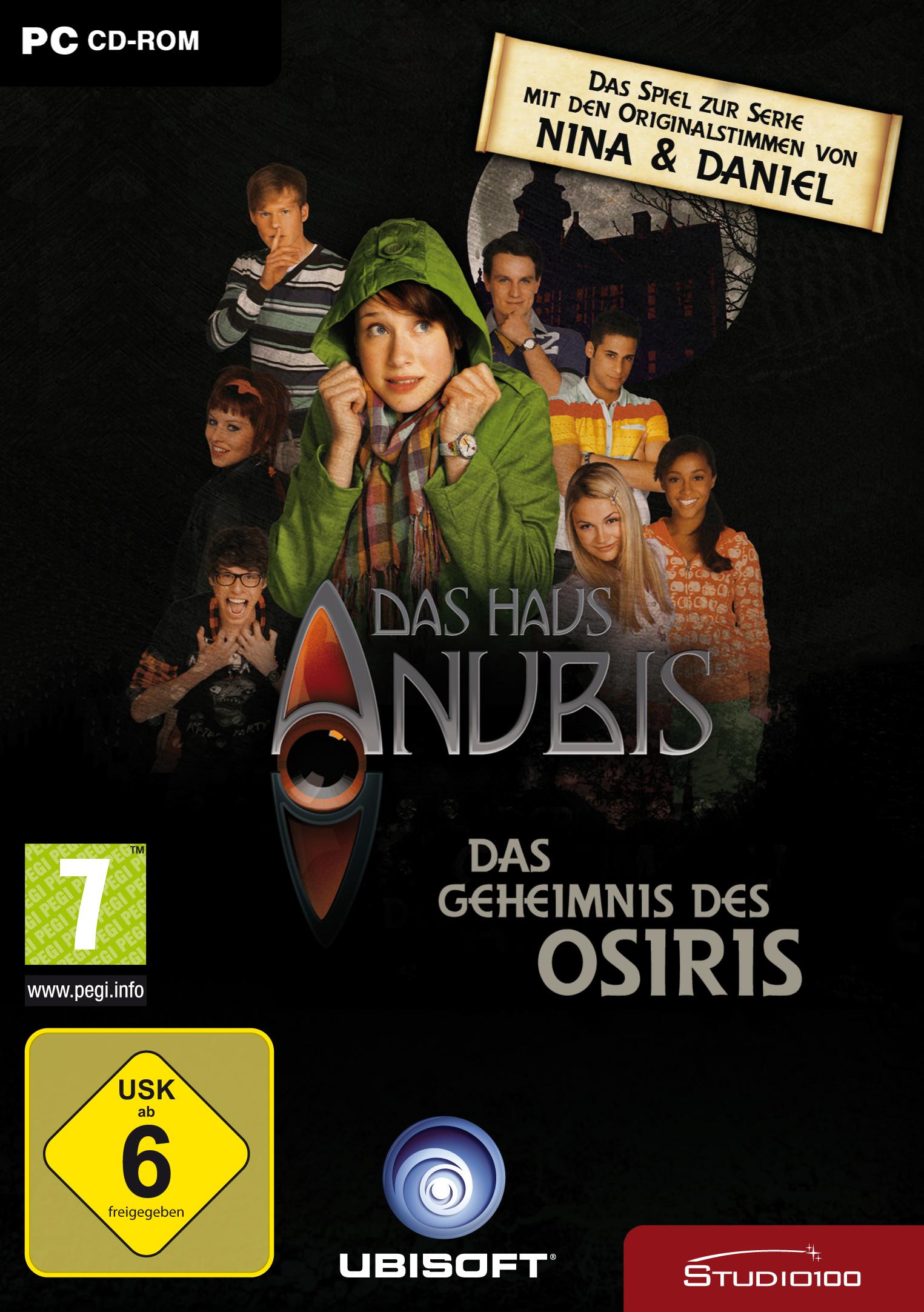 Das Haus Anubis - Das Geheimnis des Osiris