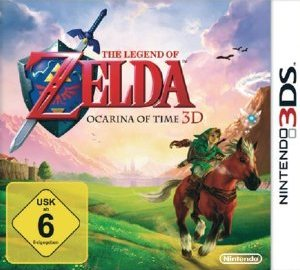 The Legend of Zelda - Ocarina of Time 3D