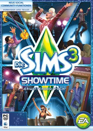 Die Sims 3 - Showtime