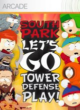 South Park - Let's Go Tower Defense Play!