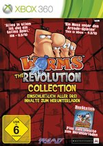 Worms - Revolution Collection
