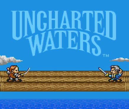 Uncharted Waters - New Horizons