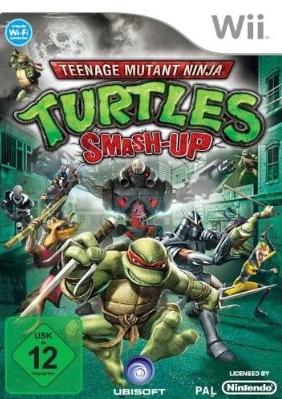 TMNT - Smash Up