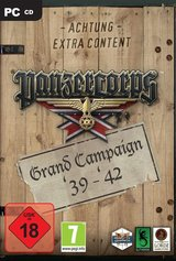 Panzer Corps - Grand Campaigns '39-'42