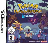 Pokémon Mystery Dungeon - Team Blau