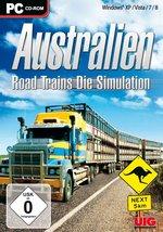 Australien Road Trains