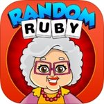 Random Ruby - Common Thread Word Puzzle Game