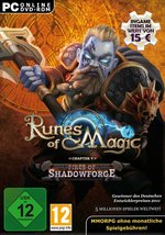 Runes of Magic - Fires of Shadowforge
