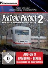 ProTrain Perfect 2 Add-On 9 - Hamburg-Berlin