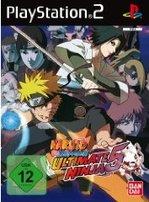 Naruto Shippuden - Ultimate Ninja 5