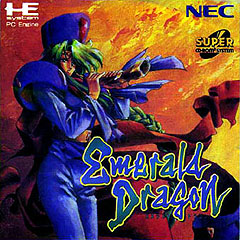 Emerald Dragon (Super CD-Rom)