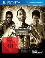 Supremacy MMA Unrestricted