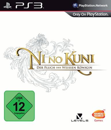 Ni no Kuni - Der Fluch der weißen Königin