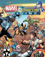 Marvel vs Capcom - Origins