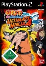 Naruto Shipudden - Ultimate Ninja 4