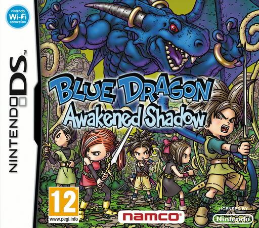 Blue Dragon - Awakened Shadow