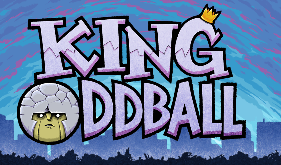 King Oddball - Ends the World