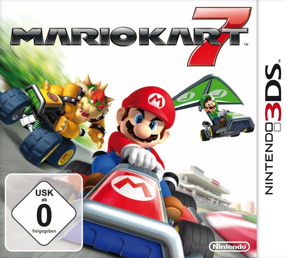 Die Meinung über Mario Kart 7