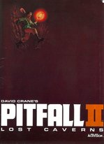 Pitfall 2 - Lost Caverns
