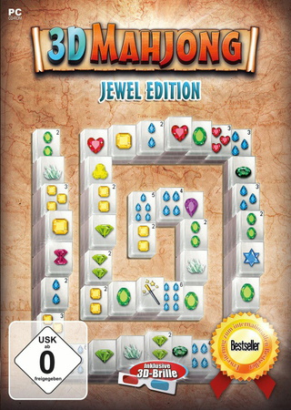 3D Mahjong - Jewel Edition