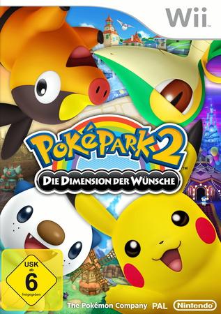 PokePark 2 - Die Dimension der Wünsche