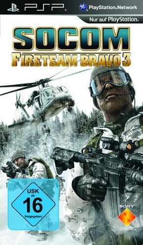 Socom U.S. Navy SEALs Fireteam Bravo 3