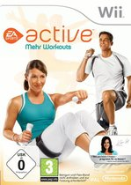 EA Sports Active - Mehr Workouts