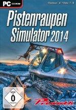 Pistenraupen Simulator 2014