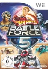 Hot Wheels - Battle Force 5