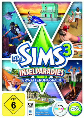 Die Sims 3 - Inselparadies