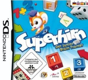 Superhirn - Der Junior Brain Trainer