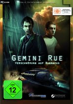 Gemini Rue - Verschwörung auf Barracus