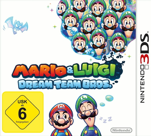 Mario & Luigi - Dream Team Bros.