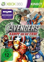 Marvel Avengers - Kampf um die Erde